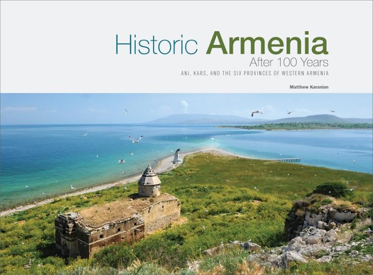 Historic Armenia Book Cover